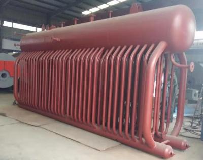 DZL DZH卧式蒸汽热博rb88体育app锅筒盘管工艺